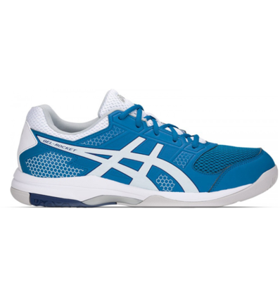 asics gel rocket 8 heren zwart